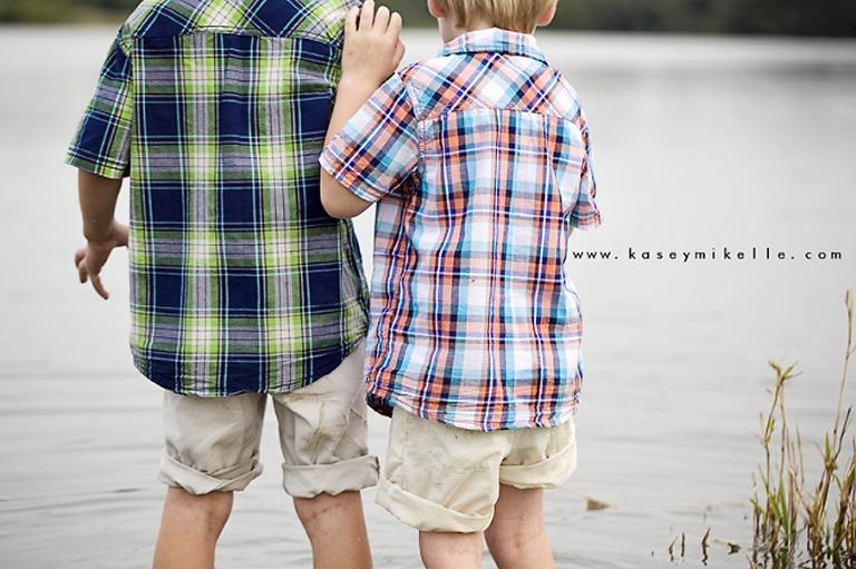 Lake Zorinsky Nebraska Family Photo Session